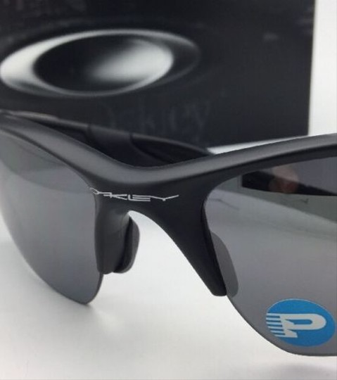 Oakley Polarized OAKLEY Sunglasses HALF JACKET 2.0 XL OO9154-46 Matte Black Image 2