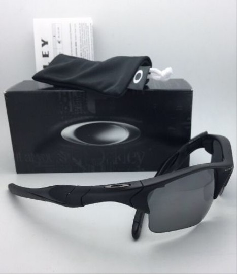 Oakley Polarized OAKLEY Sunglasses HALF JACKET 2.0 XL OO9154-46 Matte Black Image 7