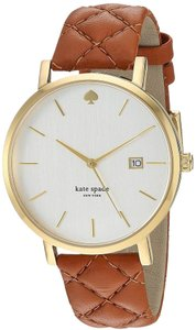 Kate Spade Kate Spade New York Grand Metro Leather Ladies Watch KSW1161