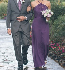 Jasmine Bridal Purple B163051 Dress