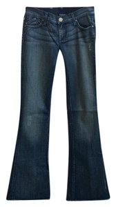 Rock & Republic Trouser/Wide Leg Jeans-Distressed