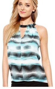 Vince Camuto Top Black, white