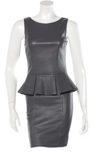 Thomas Wylde Leather Alexander Mcqueen Balmain Gucci Isabel Marant Dress