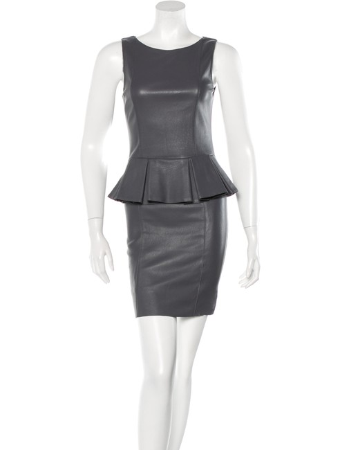 Thomas Wylde Leather Alexander Mcqueen Balmain Gucci Isabel Marant Dress Image 11