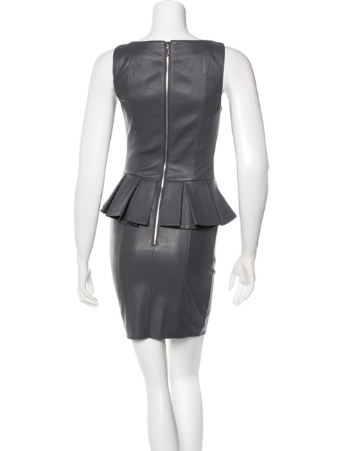 Thomas Wylde Leather Alexander Mcqueen Balmain Gucci Isabel Marant Dress Image 2