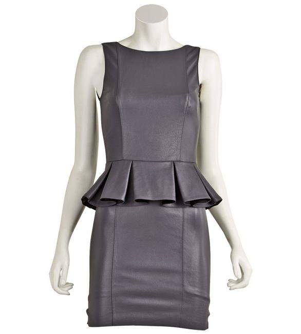 Thomas Wylde Leather Alexander Mcqueen Balmain Gucci Isabel Marant Dress Image 3