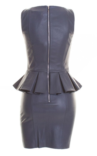Thomas Wylde Leather Alexander Mcqueen Balmain Gucci Isabel Marant Dress Image 5