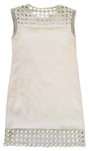 Gianni Bini short dress White on Tradesy