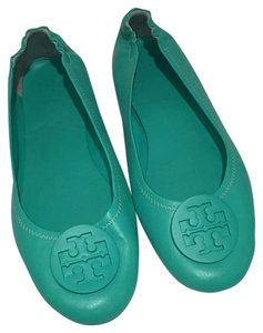 Tory Burch Mint Flats