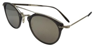 Oliver Peoples OLIVER PEOPLES Sunglasses REMICK OV 5349S 14736G Taupe & Gold w/Mirror