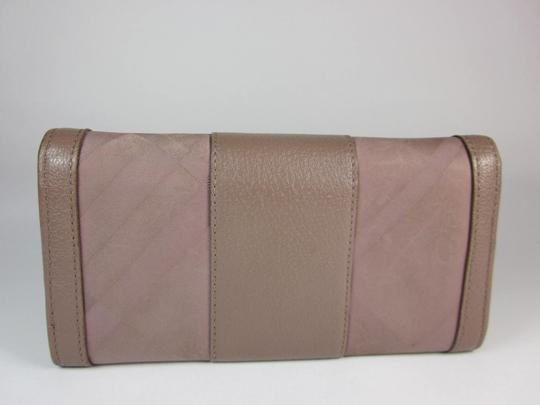 Burberry Beige Leather,