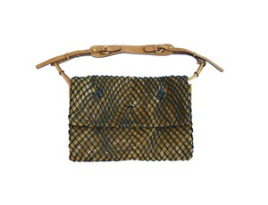 Jamin Puech Mesh Woven Eclectic Exclusive Limited Edition Shoulder Bag
