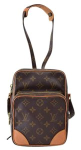 Louis Vuitton Amazon Monogram Cross Body Bag