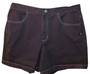 Liz Claiborne Navy Blue Shorts