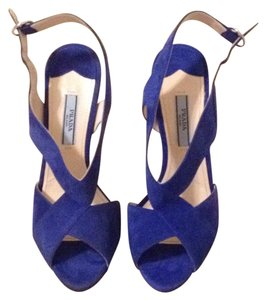 Prada Blue Formal