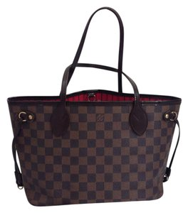 Louis Vuitton Tote in Dark Brown