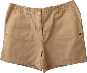 Casual Corner Annex Light Khaki Shorts