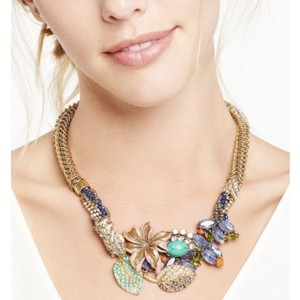 Stella & Dot COLLAGE STATEMENT NECKLACE