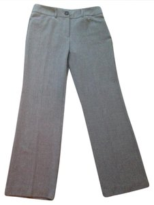 Sag Harbor Size 8 Dress Trouser Pants Gray