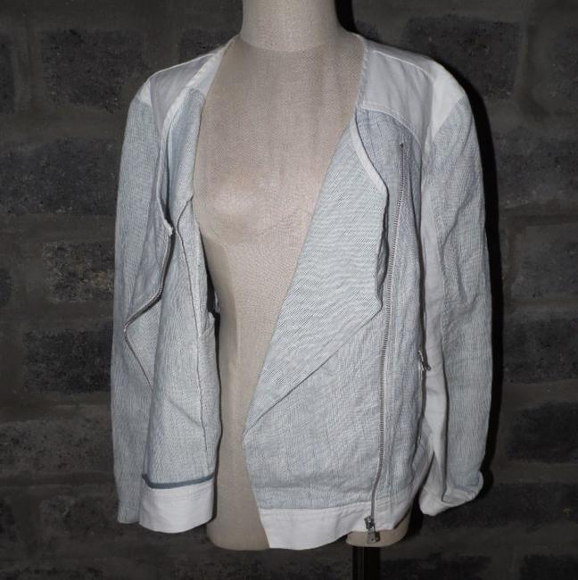Lou & Grey white/blue Jacket Image 1