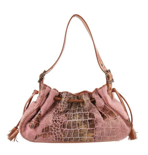 Preload https://img-static.tradesy.com/item/20771004/isabella-fiore-fuzzy-petite-pink-patent-leather-shoulder-bag-0-2-540-540.jpg