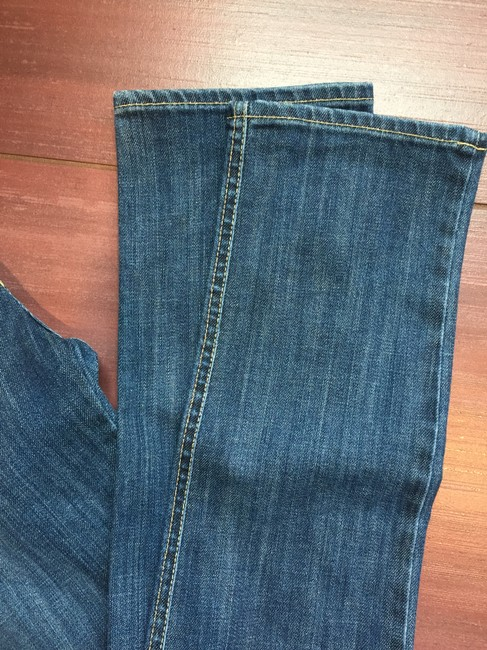 AG Adriano Goldschmied Straight Leg Jeans-Medium Wash Image 7