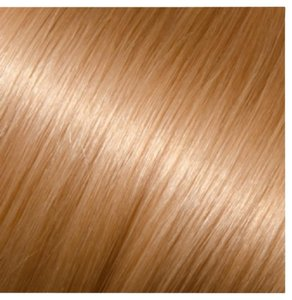 Babe NEW BABE 100% Remy Human Hair Crown Extensions 18 In. Straight Blonde