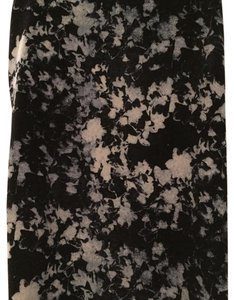 Vince Camuto Skirt Navy Floral
