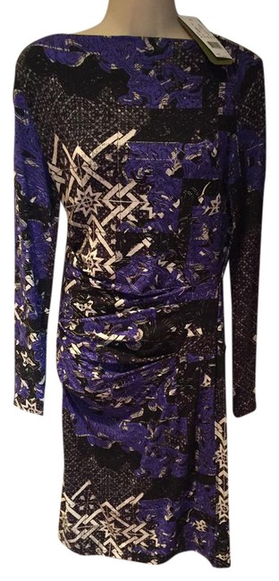 Preload https://img-static.tradesy.com/item/20771359/nicole-miller-purple-white-black-grey-new-with-tags-mid-length-workoffice-dress-size-8-m-0-1-650-650.jpg