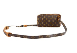 Louis Vuitton Bandouliere Marly Monogram Cross Body Bag