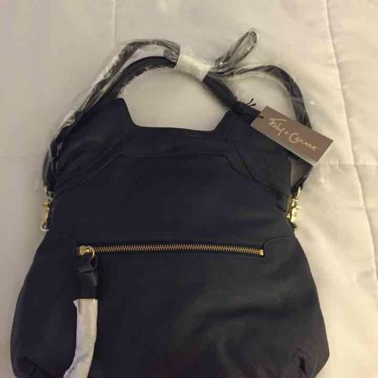 Foley + Corinna Tote in Navy Blue Image 3