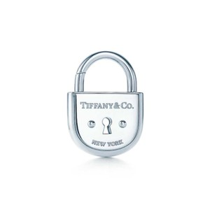Tiffany & Co. Tiffany Arc Lock Medium Pendant Charm