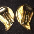 Dior Christian Dior Clip Earrings Image 2