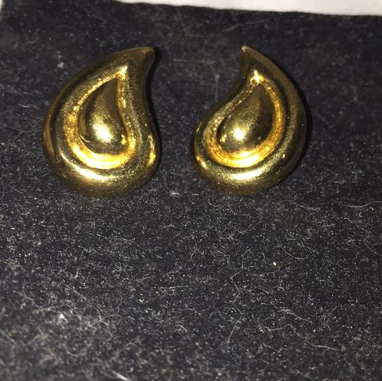 Dior Christian Dior Clip Earrings Image 5