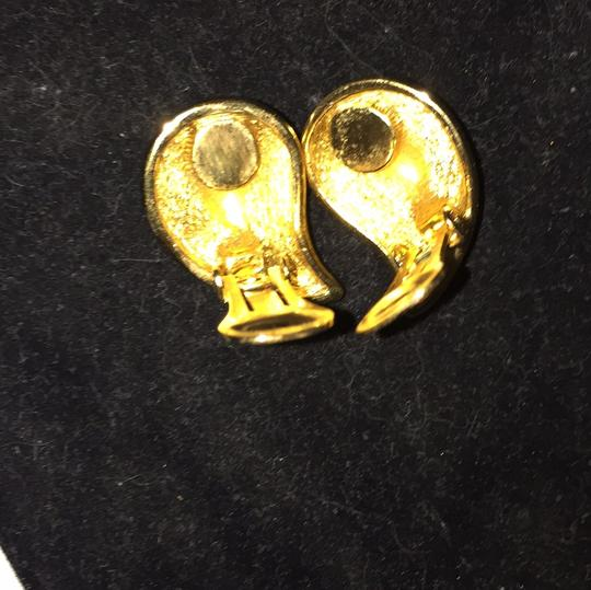 Dior Christian Dior Clip Earrings Image 9