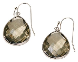 Ann Taylor LOFT Teardrop Stone Earrings