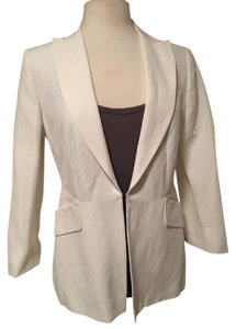 James Perse White Blazer