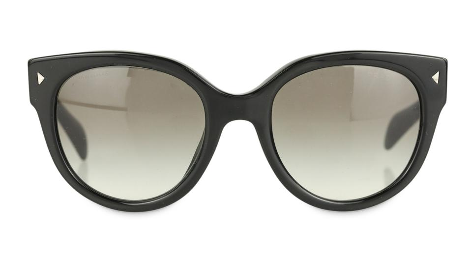 2d561314bea05 Prada Prada SPR170 Black Cat Eye Phantos Sunglasses Image 0 ...