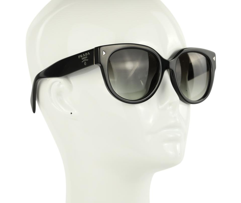 8c8944775e1af Prada Prada SPR170 Black Cat Eye Phantos Sunglasses Image 9. 12345678910