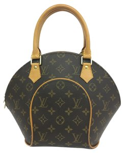Louis Vuitton Lv Monogram Pm Ellipse Canvas Tote in brown