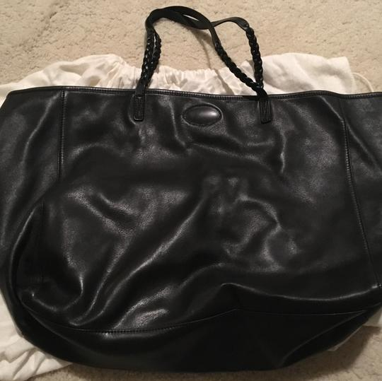 Mulberry Tote in black Image 1