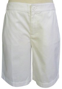 American Living Ralph Lauren 100% Size 6 Dress Shorts White
