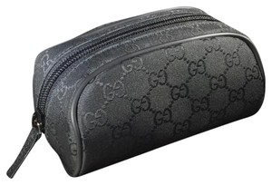 Gucci Gucci GG Canvas Small cosmetic Bag - 277652 G1X9N 1000