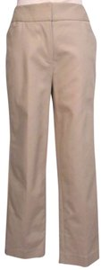Grace Elements Stretch Ankle Length Khaki/Chino Pants Khaki