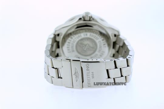Breitling BREITLING COLT A74380 5CT DIAMOND S/S WATCH WITH APPRAISAL Image 5