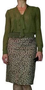 J.Crew Skirt Brown/beige
