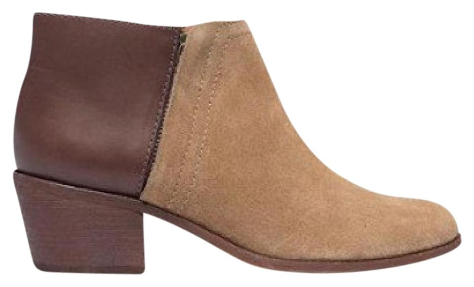 Ladies Qualified Madewell Brown Cait Boots/Booties Qualified Ladies production 3208fe