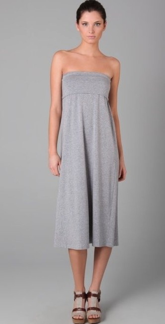 Splendid Dress Maxi Skirt Grey Image 1