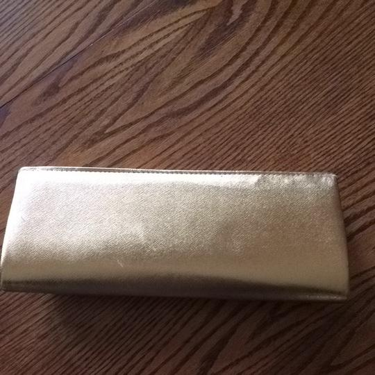 Gold clutch purse Gold Clutch
