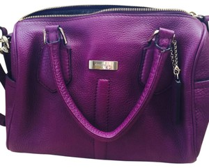 Cole Haan Satchel in magenta